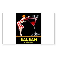 Balsam Aperitif Bumper Stickers