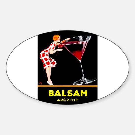 Balsam Aperitif Decal