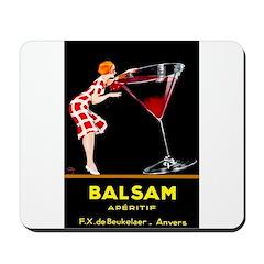 Balsam Aperitif Mousepad