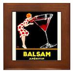 Balsam Aperitif Framed Tile