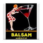 Balsam Aperitif Tile Coaster
