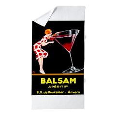 Balsam Aperitif Beach Towel