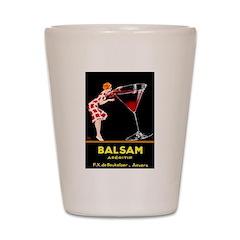 Balsam Aperitif Shot Glass