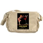 Balsam Aperitif Messenger Bag
