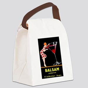 Balsam Aperitif Canvas Lunch Bag