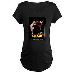 Balsam Aperitif Maternity T-Shirt