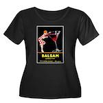 Balsam Aperitif Plus Size T-Shirt