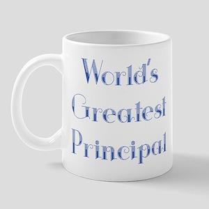 World's Greatest Principal Mug