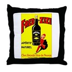 Fred-Zizi Aperitif Throw Pillow