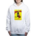 Fred-Zizi Aperitif Women's Hooded Sweatshirt