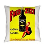 Fred-Zizi Aperitif Everyday Pillow