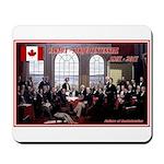 Canadian Sesquicentennial Print Mousepad