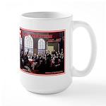 Canadian Sesquicentennial Print Mugs
