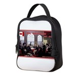 Canadian Sesquicentennial Print Neoprene Lunch Bag