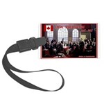 Canadian Sesquicentennial Print Large Luggage Tag