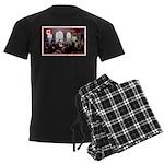 Canadian Sesquicentennial Print pajamas
