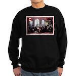 Canadian Sesquicentennial Print Sweatshirt