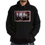 Canadian Sesquicentennial Print Hoodie