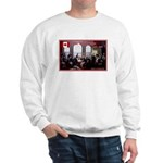Canadian Sesquicentennial Print Sweater