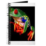 Colorful Frog Journal