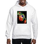 Colorful Frog Hoodie Sweatshirt