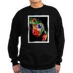 Colorful Frog Sweatshirt