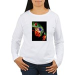 Colorful Frog Long Sleeve T-Shirt