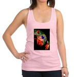 Colorful Frog Racerback Tank Top