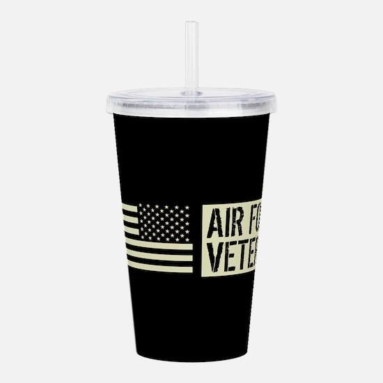 U.S. Air Force: Vetera Acrylic Double-wall Tumbler