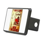 New Orleans Rectangular Hitch Cover