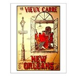 New Orleans Small Poster