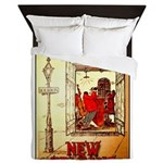 New Orleans Queen Duvet