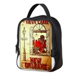 New Orleans Neoprene Lunch Bag