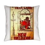 New Orleans Everyday Pillow