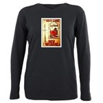 New Orleans Plus Size Long Sleeve Tee