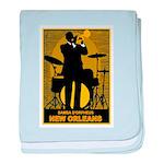 Samba D'Orpheus New Orleans Trumpet Player baby bl