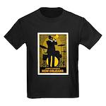 Samba D'Orpheus New Orleans Trumpet Player T-Shirt