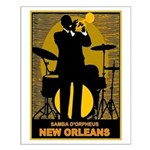 Samba D'Orpheus New Orleans Trumpet Player Small P