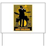 Samba D'Orpheus New Orleans Trumpet Player Yard Si