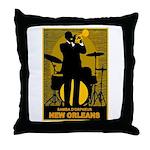 Samba D'Orpheus New Orleans Trumpet Player Throw P