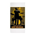 Samba D'Orpheus New Orleans Trumpet Player Beach T