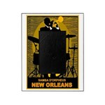 Samba D'Orpheus New Orleans Trumpet Player Picture