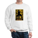 Samba D'Orpheus New Orleans Trumpet Player Sweater