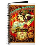 Chapel Tattooed Beautiful Lady Journal