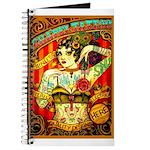 Chapel Tattooed Beautiful Lady Journal