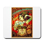 Chapel Tattooed Beautiful Lady Mousepad