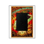 Chapel Tattooed Beautiful Lady Picture Frame