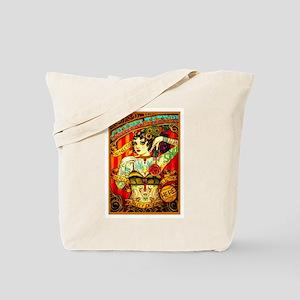 Chapel Tattooed Beautiful Lady Tote Bag