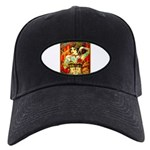 Chapel Tattooed Beautiful Lady Baseball Hat