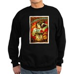 Chapel Tattooed Beautiful Lady Sweatshirt